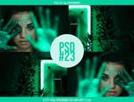 PSD#23-Neon Green