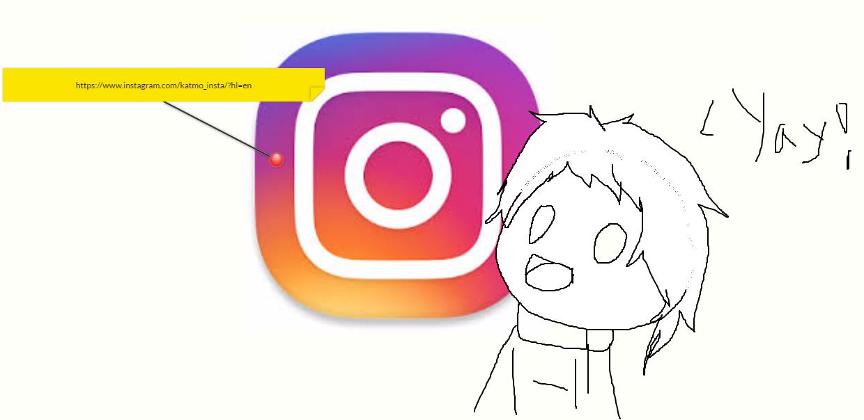instagram! by KatmoAdventuers