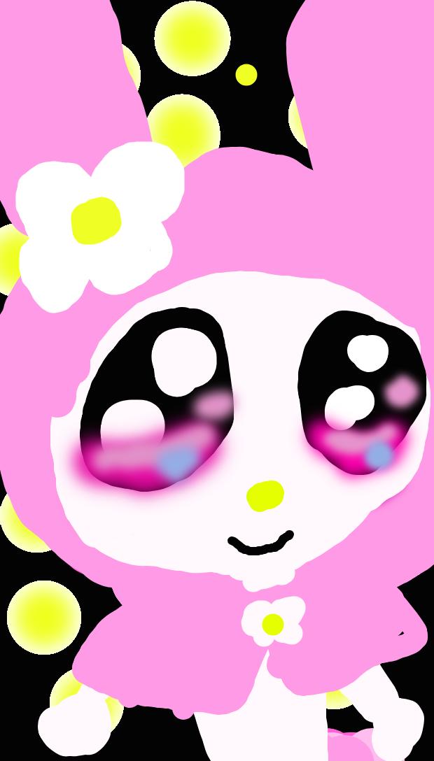 My Melody (Digital) by PinkNinjaJediIzzy05