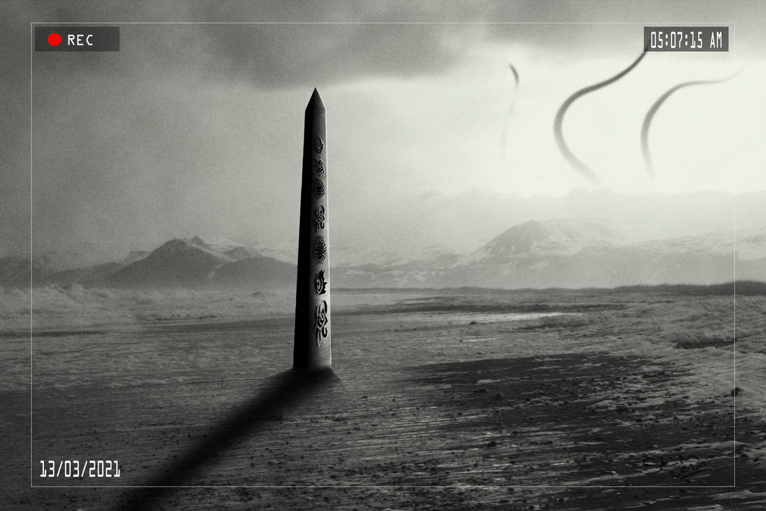 The Obelisk Cctv Gif