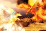 Celestia vs. Daybreaker: Madness won't Overcome Me by Axel-Doi