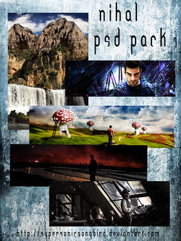 Nihal PSD Pack 1