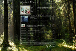 Absolute Glass Foobar by steric