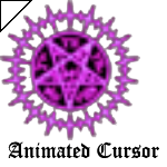 Kuroshitsuji Symbol Cursor by Taymeho