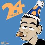 24 YEARS