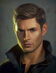 Dean Winchester by Andantonius