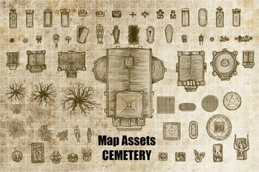 Map Assets-Cemetery