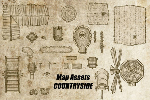 Map Assets-Country side