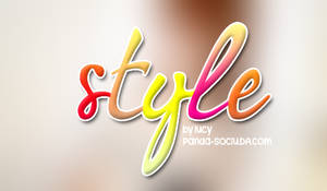 Style font (1)