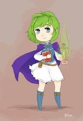 Nino: Animation by Bluu-Bean