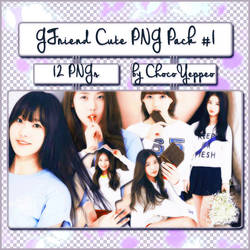 [PNG PACK] GFriend Cute IZE Magazine Issue #1