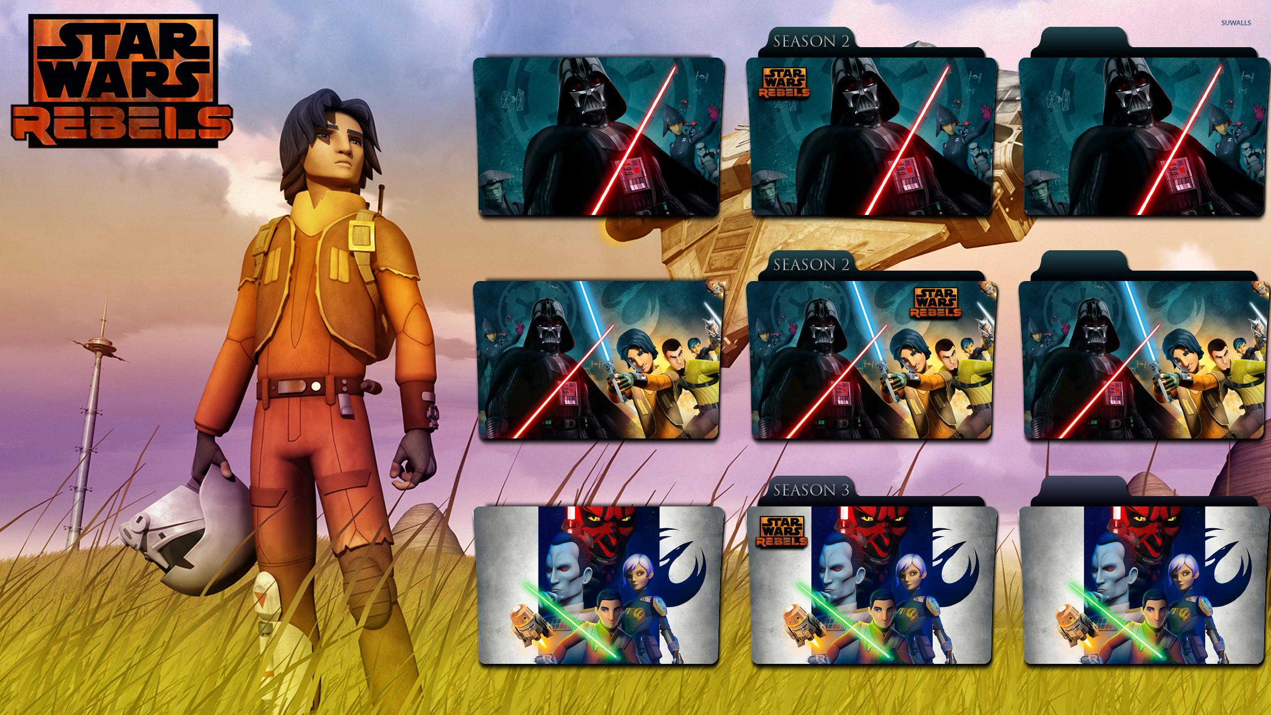 Star Wars Rebels S02 S03 Pack By Deviusant On Deviantart