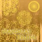 Mandala's Brush