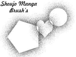 Shoujo Manga Brush