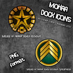 Medal of Honor AA Dock Icons