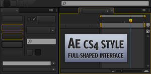 After Effects CS4 PSD Template