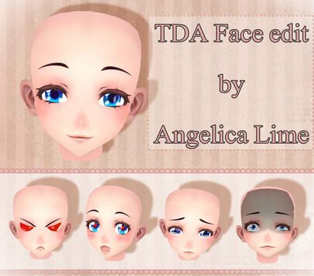TDA Face edit