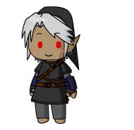Dark Link flele by haos-shaman-queen