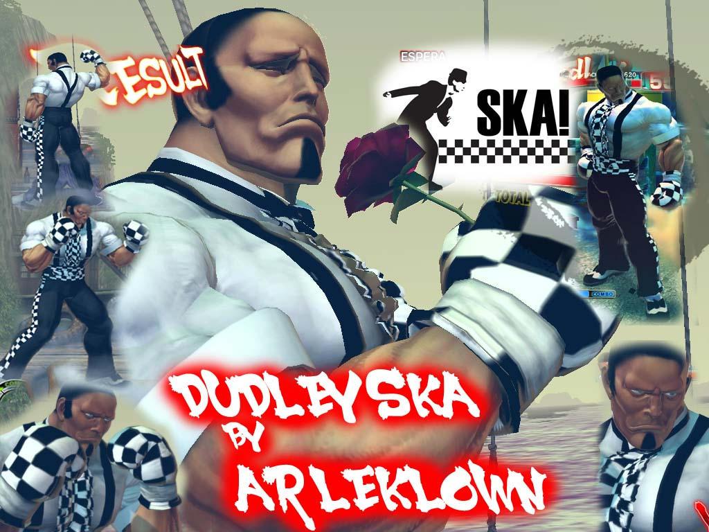 SSF4:AE MOD DUDLEY SKA by arleklown
