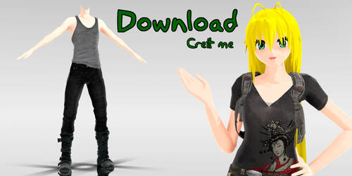 MMD: Outfit dl