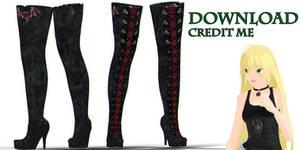 MMD: Boots dl