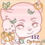 P2U Halloween/Fall Icon Base! 300 Points / $3 !