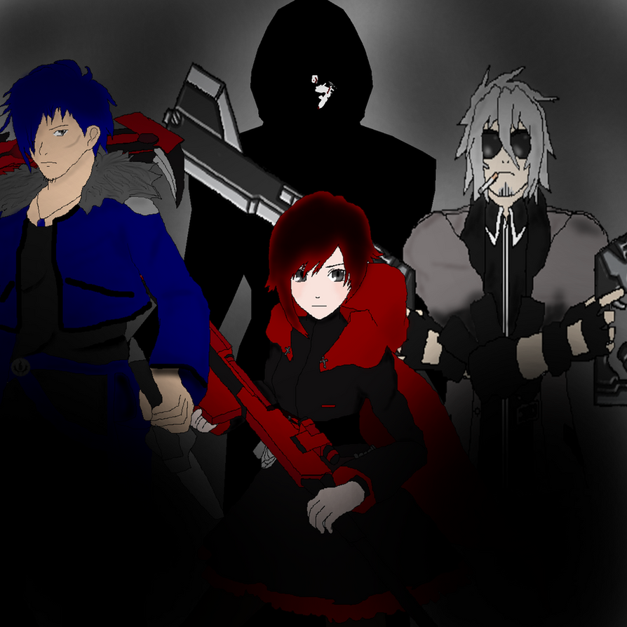 RWBY OC Fanfic: The Grimm Brothers Part 1 by calibur222 on