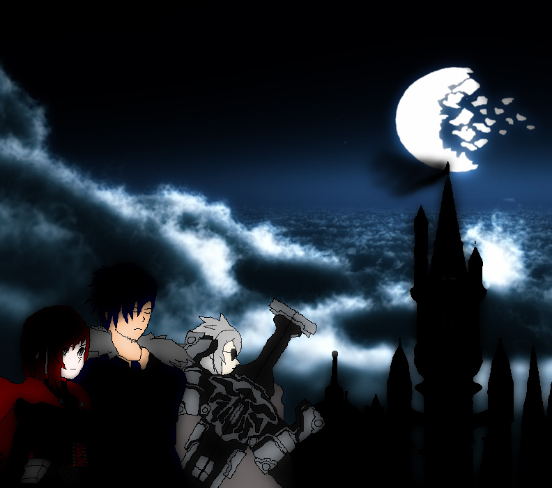 RWBY OC Fanfic: The Grimm Brothers Part 4 by calibur222 on