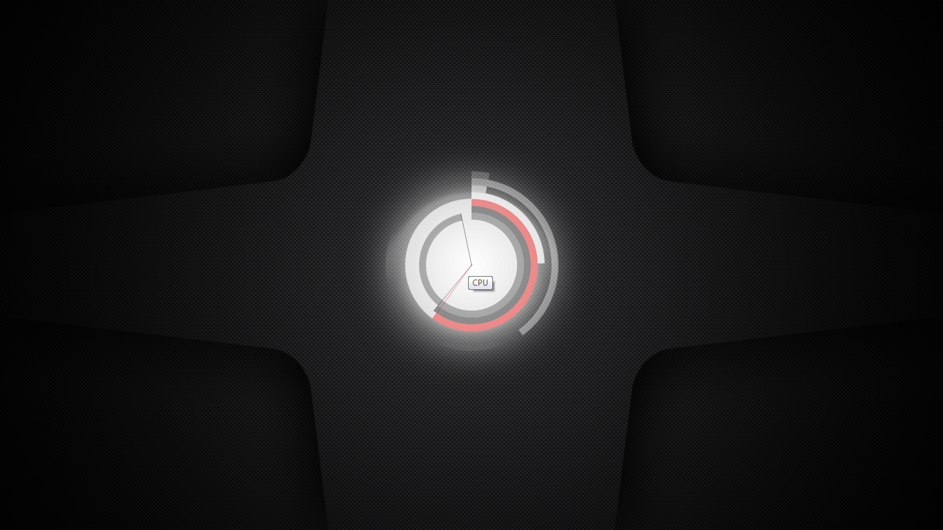 carbon for rainmeter by themonotm on deviantart