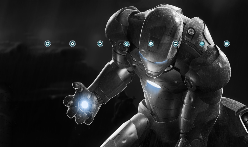 Iron man ps3 theme wip by themonotm on deviantart iron man ps3 theme wip by themonotm voltagebd Image collections