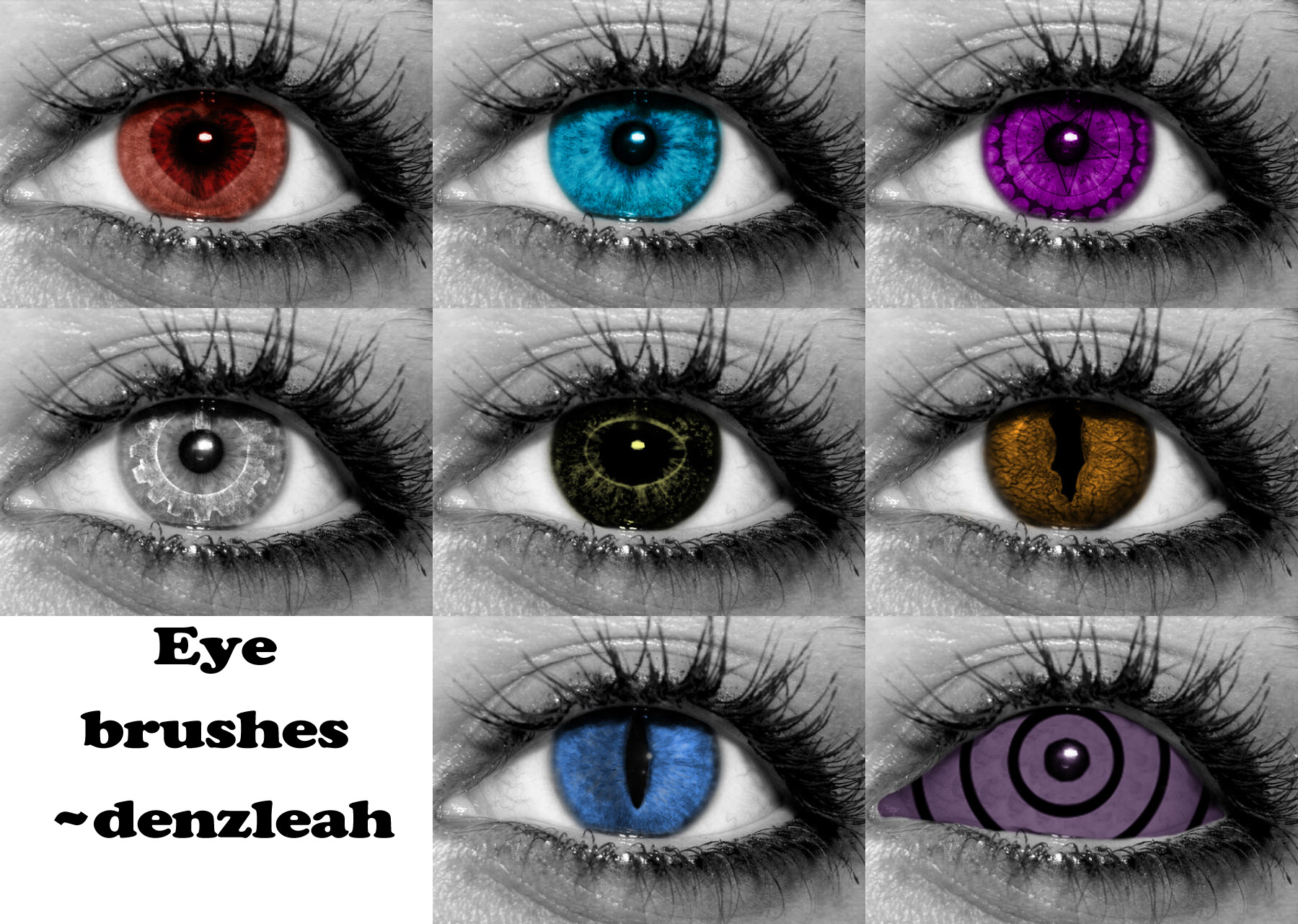 20 Circle Lens brushes by kexiakexia on DeviantArt