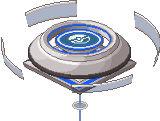 Isometric Pokemon GO Gym - Mystic