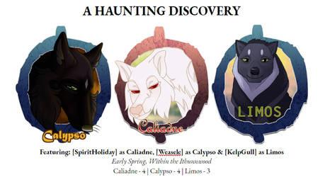 [Svajone] A Haunting Discovery