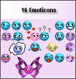 Emoticon Pack 1