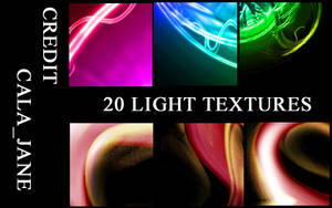 Light Textures by calajane