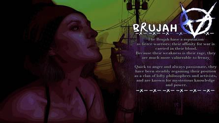 V:tM Brujah Wallpaper