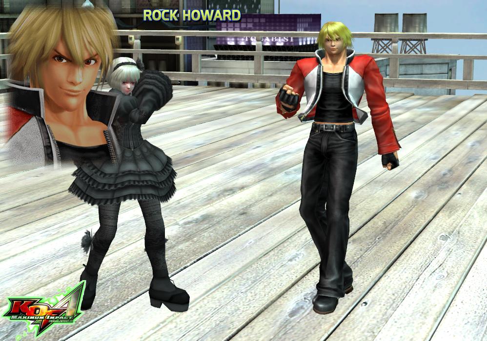 Xps Rock Howard Mi2 By Rockhowardmx On Deviantart The battle stance for rock howard in the fighting game king of fighters 2006. xps rock howard mi2 by rockhowardmx