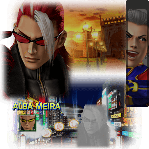 Select Images from KOF MI-R:A by RockHowardMX