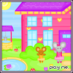 Mouse house Jigsaw by steffne