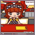 Burger diner flash game