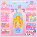 My little princess wardrobe by steffne