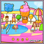 Pool Party Playset