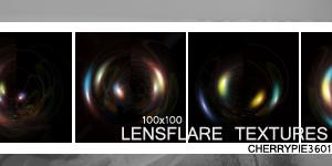 Lensflare icon textures by cherrypie3601