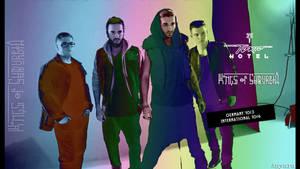 Tokio Hotel Kings-of-Suburbia