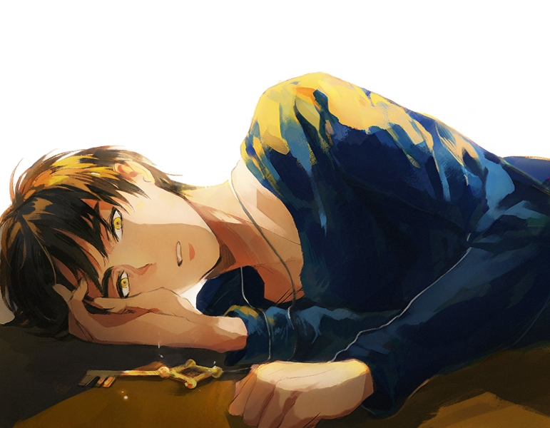 In Another Life Reincarnation Au Eren X Reader By