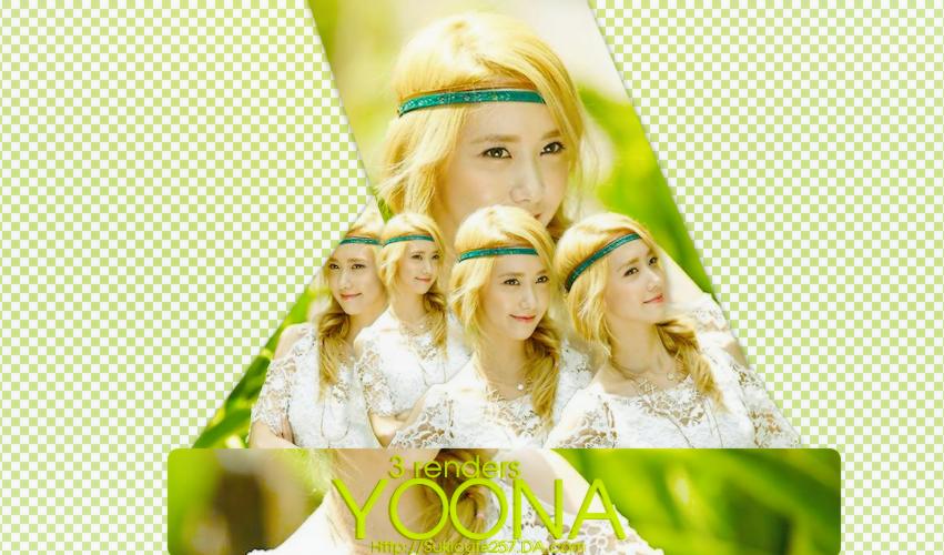 [251215] Render Yoona #2 by Sukicute257