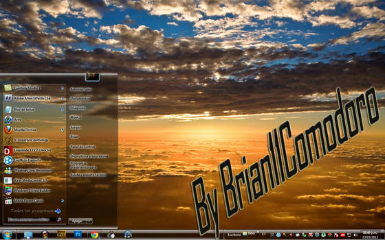Thema In Vitro Para Windows7 By Brian11Comodoro