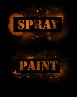 Spray Paint by FiroTechnics