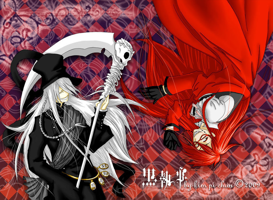 Decisions (Grell x Reader x Undertaker) by AnimeArtistRen ...  Decisions (Grel...