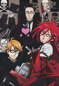 Lost and Found (Ronald Knox x Reader x Grell 3) by AnimeArtistRen on